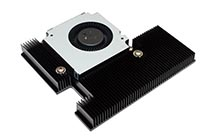 Custom PCIe Heat Sink