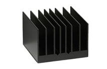 Straight Fin heatsinks