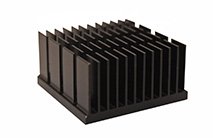 Cross-Cut heat sink