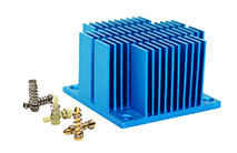 pushPIN heat sinks