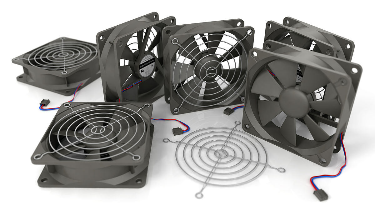 Fans in Thermal Management