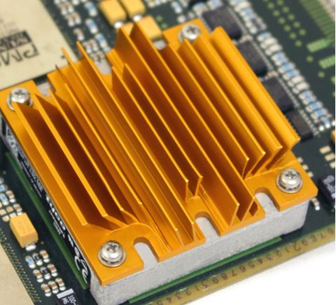 Heatsink Metal PCB 3D Printer Parts Durability and Stability for The Old//Damaged One Replace