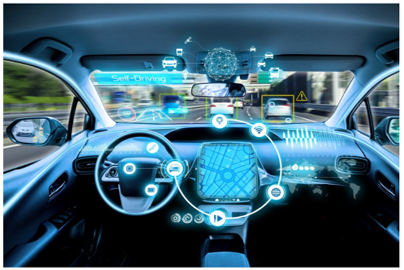 Edge Computing Reduces Data Latency to Optimize Systems in Smart and Autonomous Vehicles