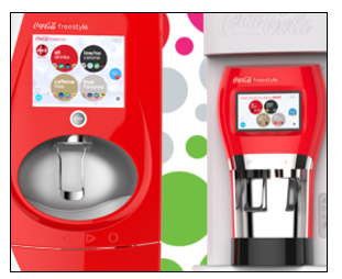 Coca Cola's Freestyle Fountain An Edge Computing Example