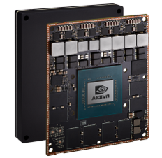 Nvidia Jetson AGX Xavier Edge Computing and AI Processor