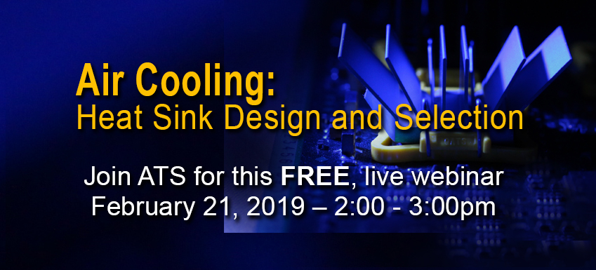 Heat Sink Design Webinar