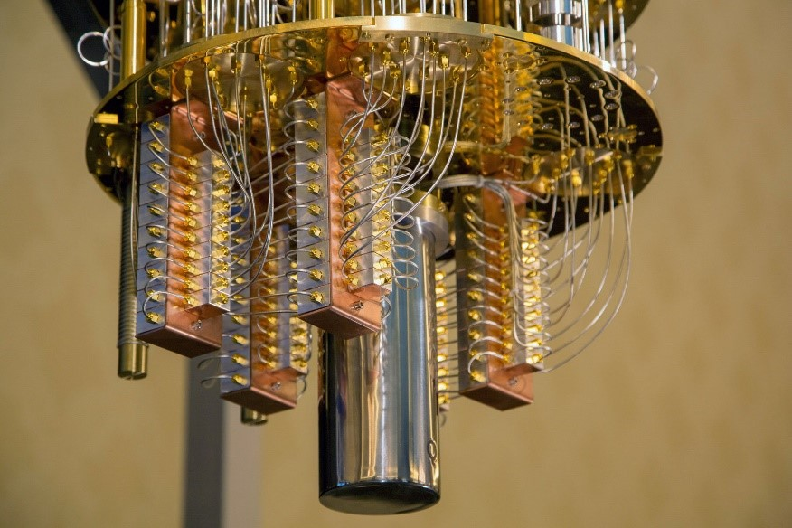 IBM's 50-Qubit Quantum Computer Isolates Its Chip from Unwanted Noise, Including the Temperature of the Room.