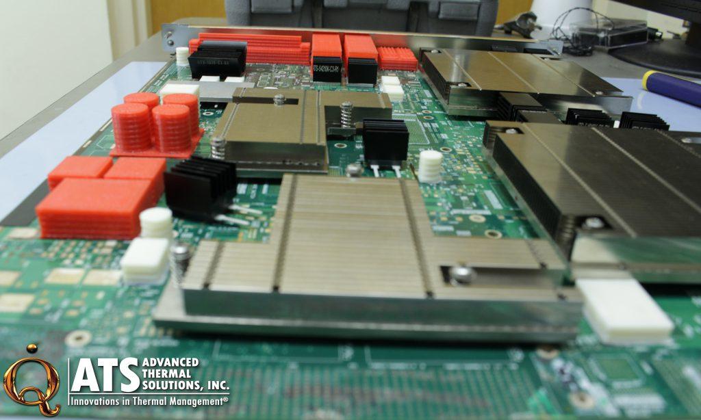 TLB 3-D printing