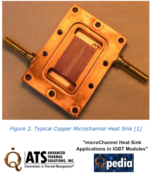 Engineering White Paper: White Paper: Microchannel Heat Sink Application in IGBT Modules