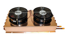 ATS-HE-25 Heat Exchanger with Fan