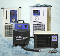Re-circulating and Immersion Chillers