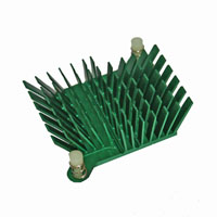 ATS-1039-C1-R0 40.0 x 38.0 x 15.0  mm   BGA Heat Sink - High Performance Push Pin