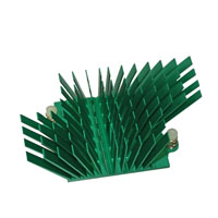 ATS-1043-C3-R0 41.0 x 45.0 x 25.0  mm   BGA Heat Sink - High Performance Push Pin