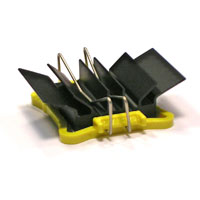 ATS-51170D-C1-R0 17.0 x 17.0 x 9.5  mm   BGA Heat Sink - High Performance maxiFLOW/maxiGRIP-Low Profile