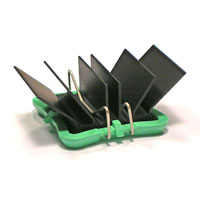 ATS-51190K-C1-R0 19.00 x 19.00 x 14.50  mm   BGA Heat Sink - High Performance maxiFLOW/maxiGRIP-Low Profile