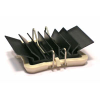 ATS-51210D-C1-R0 21.00 x 21.00 x 9.50  mm   BGA Heat Sink - High Performance maxiFLOW/maxiGRIP-Low Profile