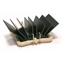 ATS-51210K-C1-R0 21.00 x 21.00 x 14.50  mm   BGA Heat Sink - High Performance maxiFLOW/maxiGRIP-Low Profile