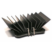 ATS-51250K-C1-R0 25.0 x 25.0 x 14.5  mm   BGA Heat Sink - High Performance maxiFLOW/maxiGRIP-Low Profile