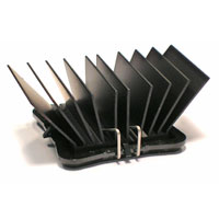 ATS-51250R-C1-R0 25.00 x 25.00 x 19.50  mm   BGA Heat Sink - High Performance maxiFLOW/maxiGRIP-Low Profile