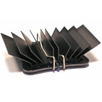 ATS-51310K-C1-R0 31.00 x 31.00 x 14.50  mm   BGA Heat Sink - High Performance maxiFLOW/maxiGRIP-Low Profile