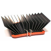 ATS-51375R-C1-R0 37.5 x 37.5 x 19.5  mm   BGA Heat Sink - High Performance maxiFLOW/maxiGRIP-Low Profile