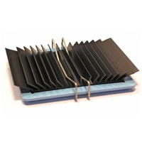 ATS-51450D-C1-R0 45.00 x 45.00 x 9.50  mm   BGA Heat Sink - High Performance maxiFLOW/maxiGRIP-Low Profile