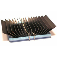 ATS-51450K-C1-R0 45.00 x 45.00 x 14.50  mm   BGA Heat Sink - High Performance maxiFLOW/maxiGRIP-Low Profile