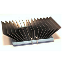 ATS-51450R-C1-R0 45.00 x 45.00 x 19.50  mm   BGA Heat Sink - High Performance maxiFLOW/maxiGRIP-Low Profile