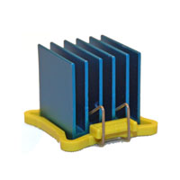 ATS-53170G-C1-R0 17.00 x 17.00 x 12.50  mm   BGA Heat Sink - High Performance Straight Fin w/maxiGRIP