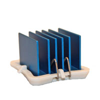 ATS-53210G-C1-R0 21.00 x 21.00 x 12.50  mm   BGA Heat Sink - High Performance Straight Fin w/maxiGRIP