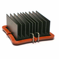ATS-53375R-C1-R0 37.5 x 37.5 x 19.5  mm   BGA Heat Sink - High Performance Straight Fin w/maxiGRIP