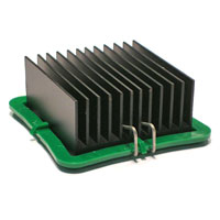 ATS-53400R-C1-R0 40.00 x 40.00 x 19.50  mm   BGA Heat Sink - High Performance Straight Fin w/maxiGRIP