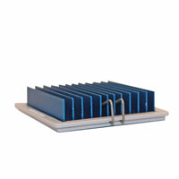 ATS-53425G-C1-R0 42.50 x 42.50 x 12.50  mm   BGA Heat Sink - High Performance Straight Fin w/maxiGRIP