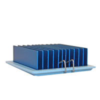 ATS-53450G-C1-R0 45.00 x 45.00 x 12.50  mm   BGA Heat Sink - High Performance Straight Fin w/maxiGRIP