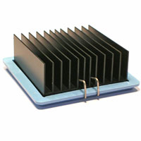 ATS-53450R-C1-R0 45.00 x 45.00 x 19.50  mm   BGA Heat Sink - High Performance Straight Fin w/maxiGRIP