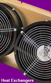 Heat Exchangers in Liquid Cooling