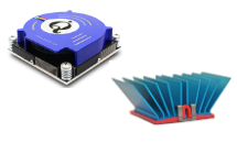 heat sinks products